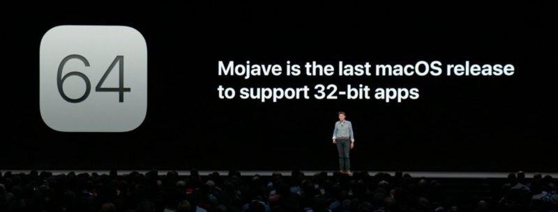 32 Bit Applications And macOS Catalina