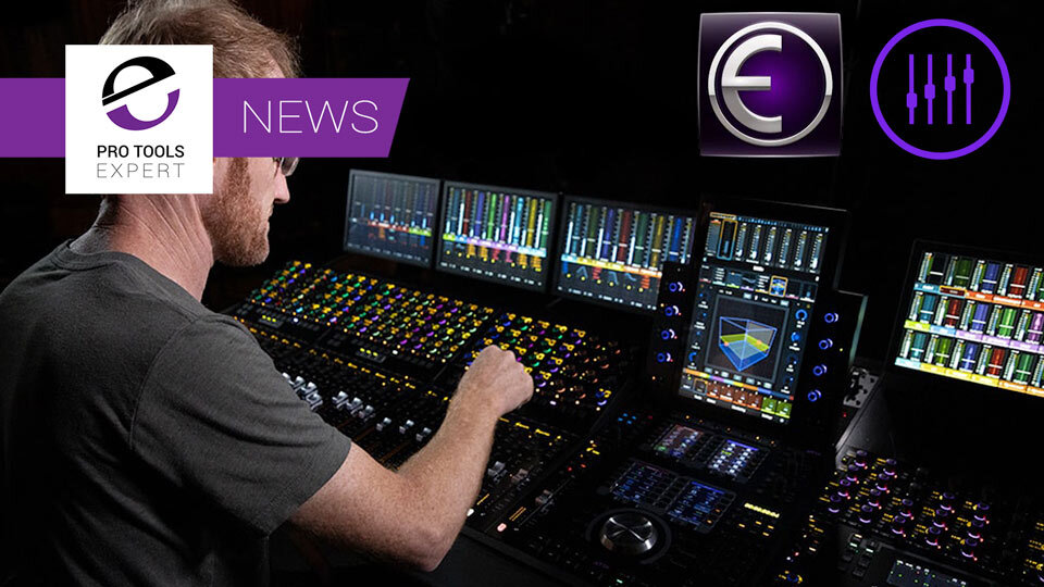 Avid Release Eucon 19.9 And New 19.9 S4/S6 Software To Coincide With The Avid S4 Release