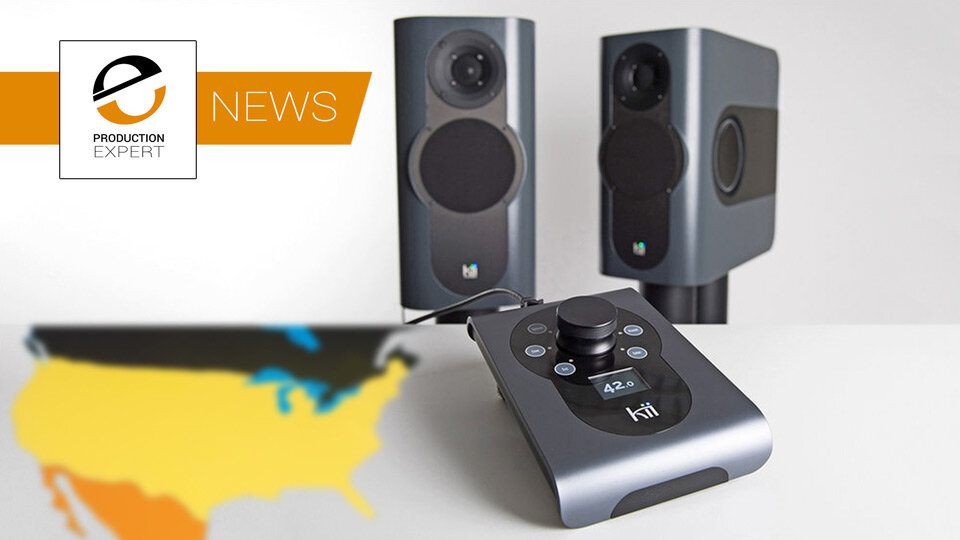 Want To Use Kii Audio Monitors But Live In The USA? Things Have Just Got A Lot Easier As Kii Open A US Office