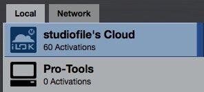 iLok Cloud in Managed Mode