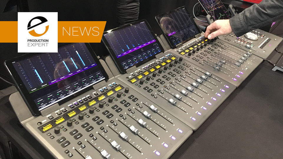 Avid Announce Price For New Avid S1 Control Surface