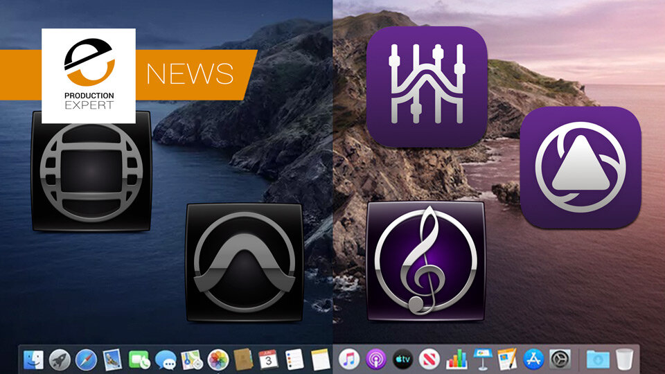 Avid Sibelius 2019.9 And Avid Link 2019.10 Now macOS Compatible