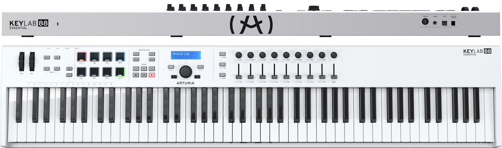 Key Lab Essential 88 Arturia