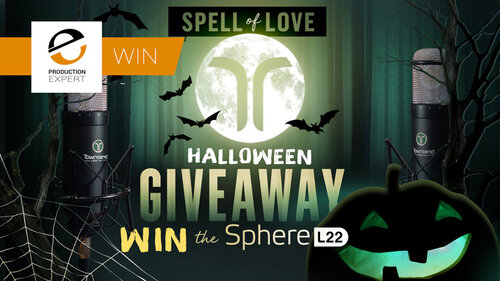 Halloween Remix 2020 Win A Townsend Labs L22   Halloween Remix Competition   Ends