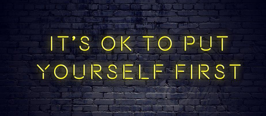 Ponte a ti mismo primero
