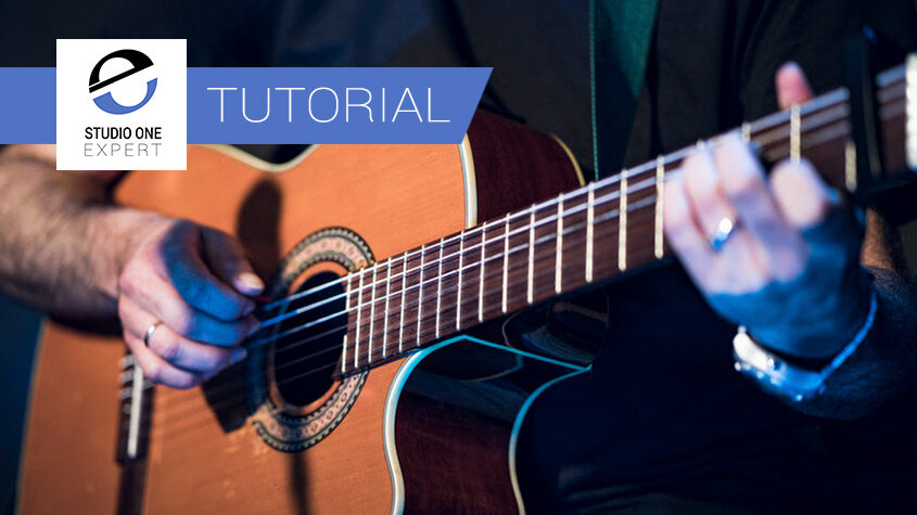How To Record Acoustic Guitar 🎸🔴 4 Step-By-Step Methods