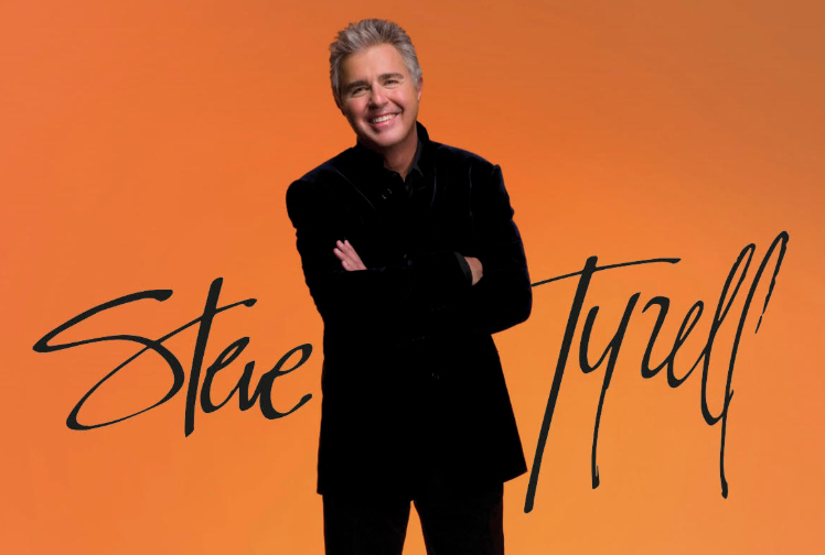 Steve Tyrell   Monday, November 5   Reserve Your Table