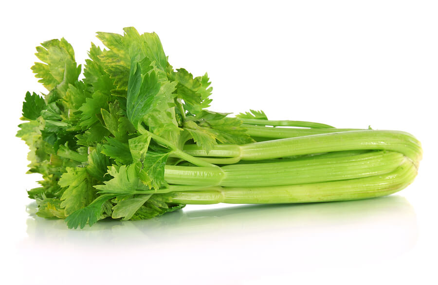 Celery 95.2%