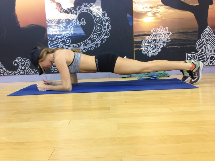 Personal Trainer Katherine Plank