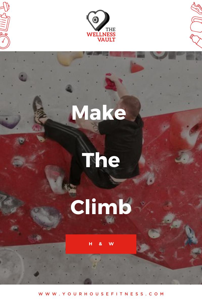 Make The Climb