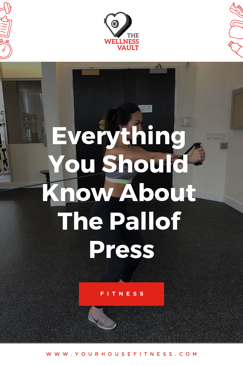 Picture of Pallof Press