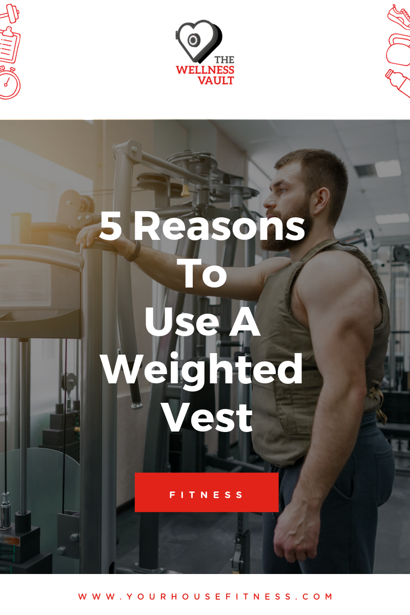 5 Reasons To Use A Weighted Vest picture
