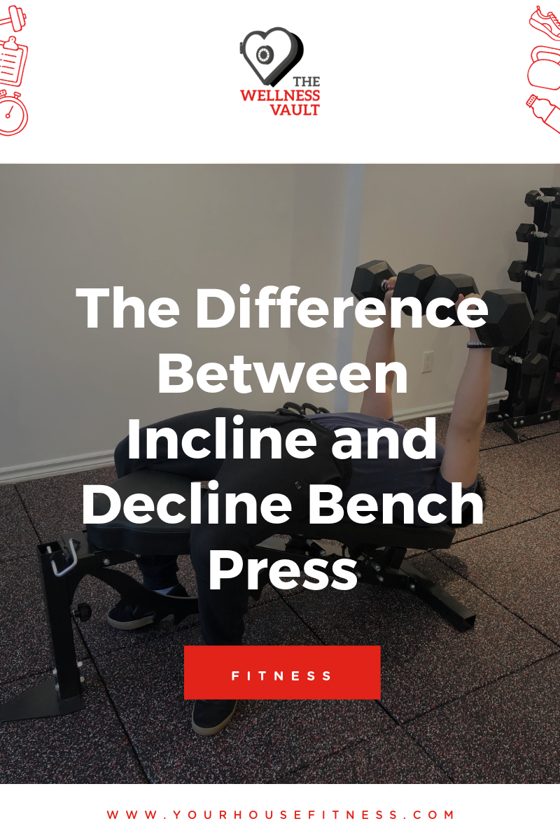 The Difference Between Incline and Decline Bench Press Picture