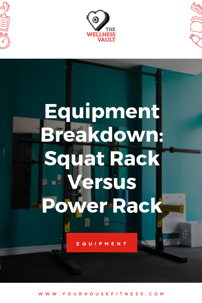 Squat Rack Versus Power Rack Breakdown