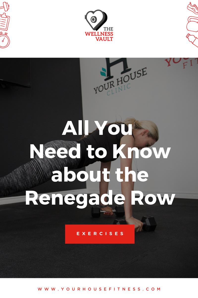 How To Do A Renegade Row