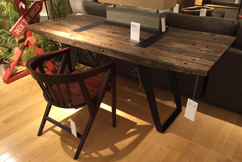 Crate & Barrel-Phoenix Work Table