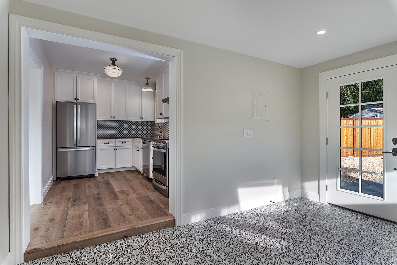 Calistoga Home Remodel