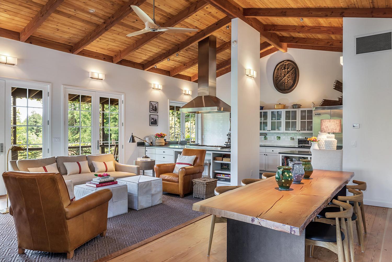 Sebastopol Living Room Remodel