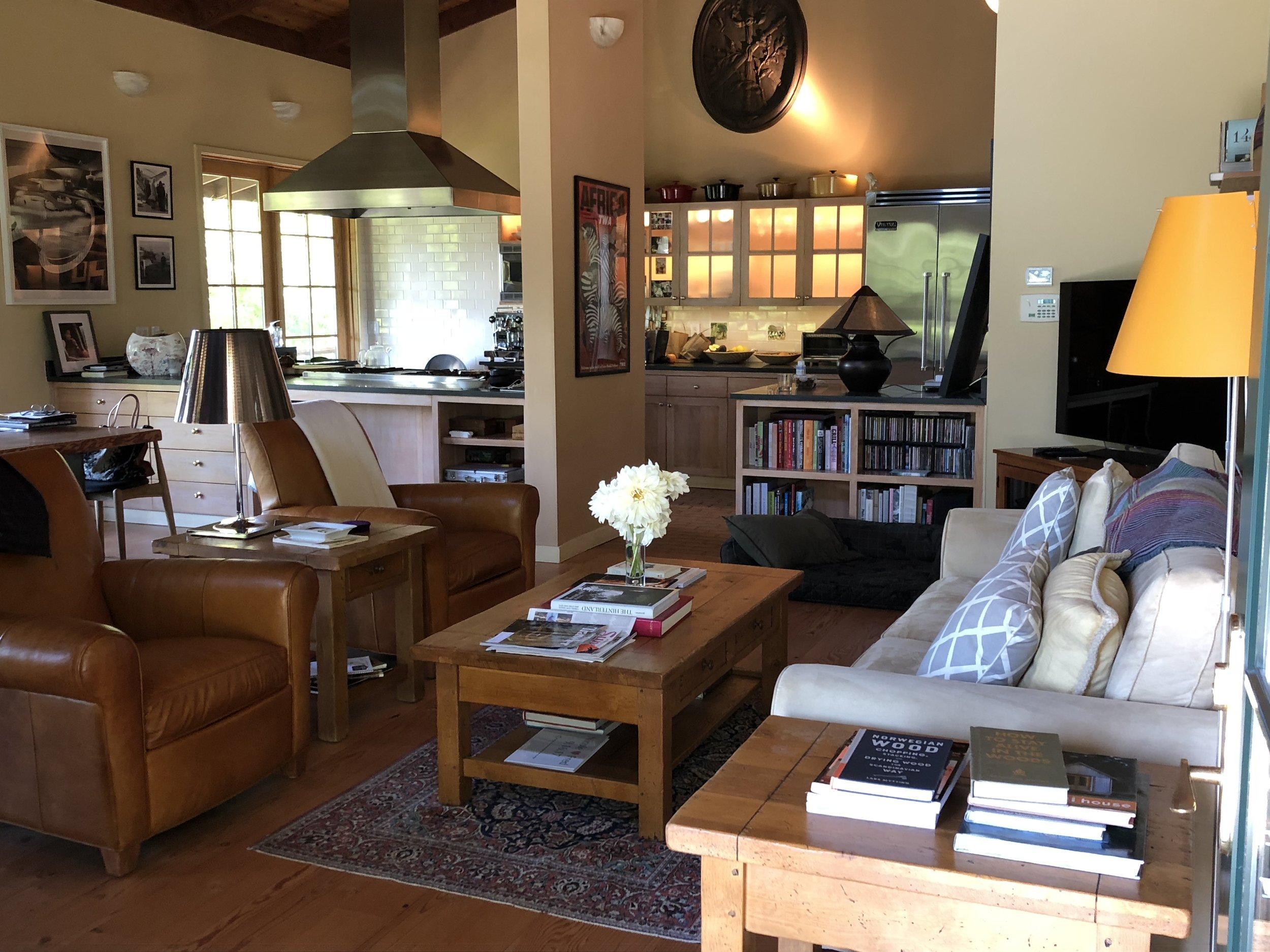 Sebastopol Living Room Renovation