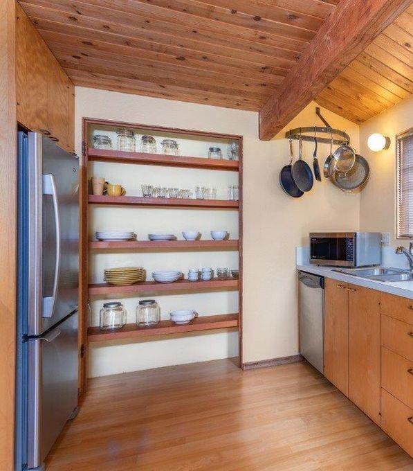 Kitchen Renovation In Sea Ranch, California