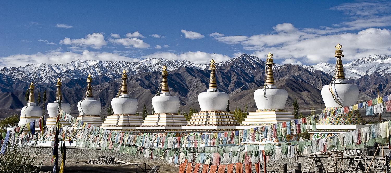 The Dalai Lama's Residence, Leh, Ladakh