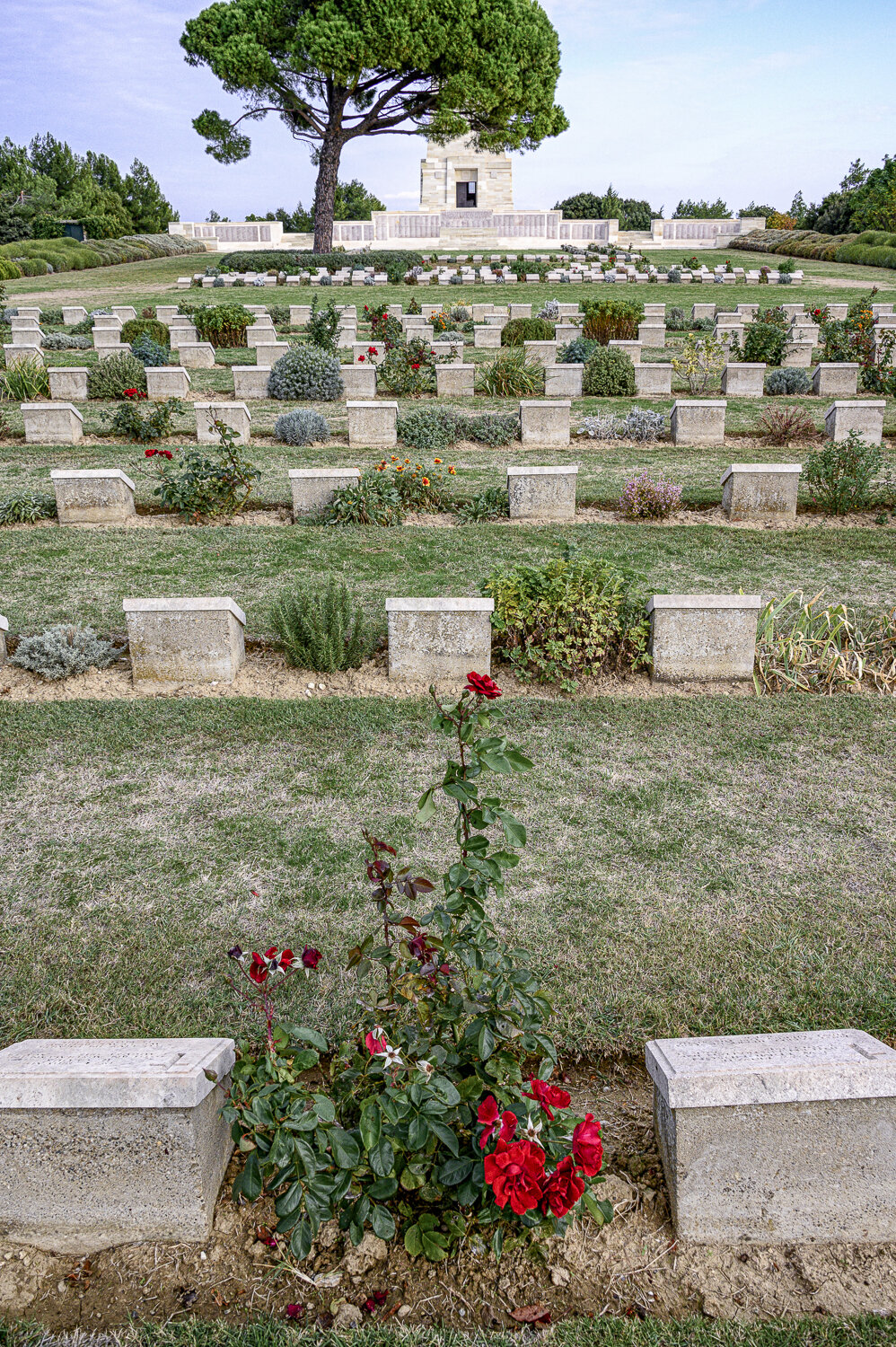Lone Pine Memorial, Gallipoli, Turkey