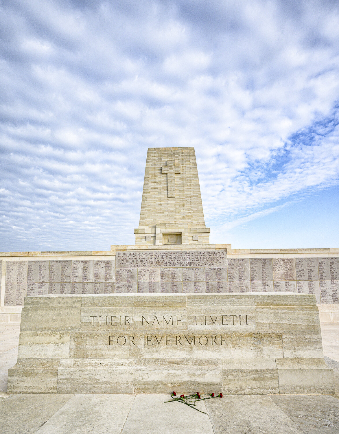 Lonme Pine Memorial, Gallipoli, Turkey