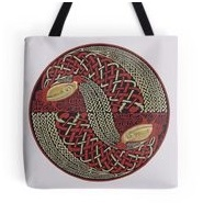 Tote Bag - 'Lyrebirds'