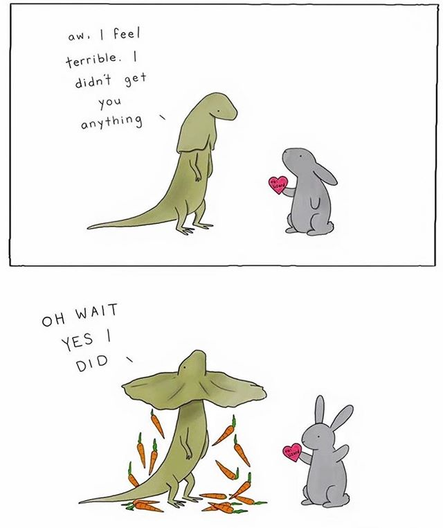 And even if you're not particularly looking for that special, frilled lizard in your life ... Sweet Tits loves you!