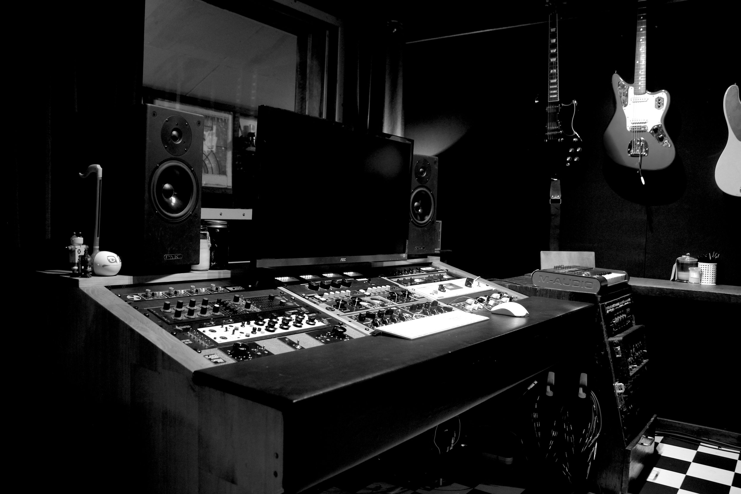 FREQUENTLY ASKED QUESTIONS - About our music production services.