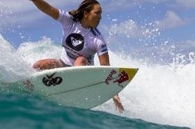 OC Metro magazine:     Women in Surfing