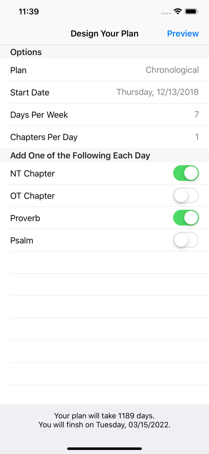graphic about Chronological Bible Reading Plan Printable named Acquire a Everyday Bible Looking at Software that Suits Your self (With an Application
