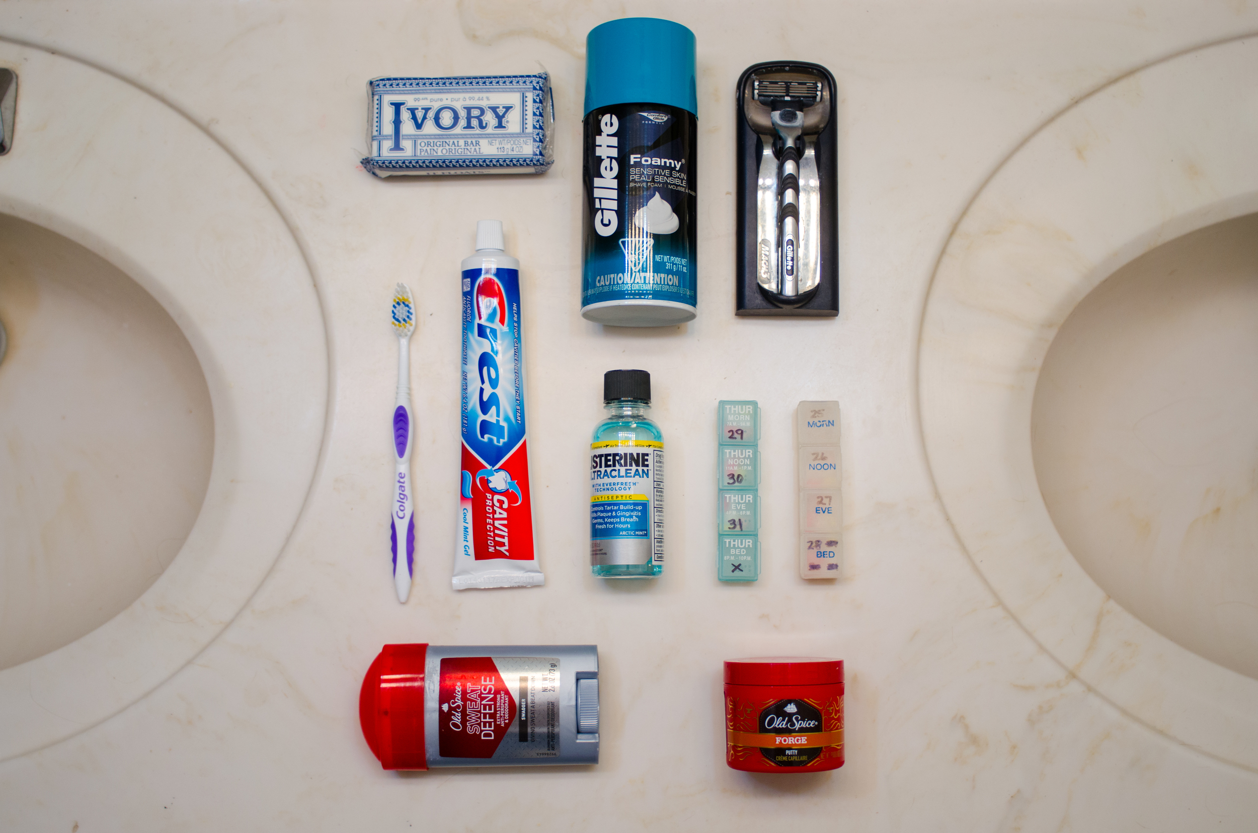 Knolling Morning Routine Pt. 3