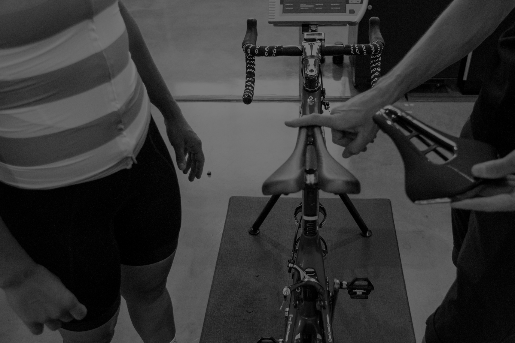_ - Product ergonomics is central to successfully dealing with musculoskeletal injuries and promoting the long-term sustainability of cycling. We use these same ergonomic concepts to enhance performance outcomes associated with your optimised setup.