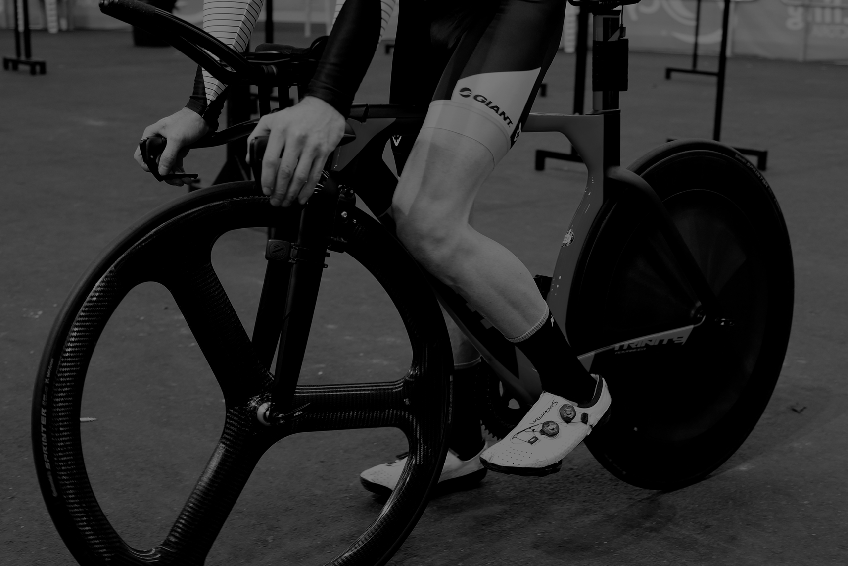 _ - The optimisation of equipment sees gains that can be immediately recognised, without a timeframe for adaptation and without a physiological cost to your performance. When you're looking for system-wide improvements, track aero testing informs the investment in equipment.
