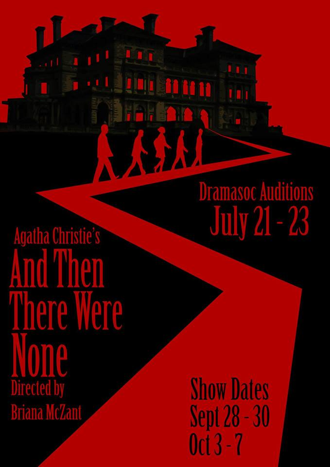 ATTWN - Auditions - Poster