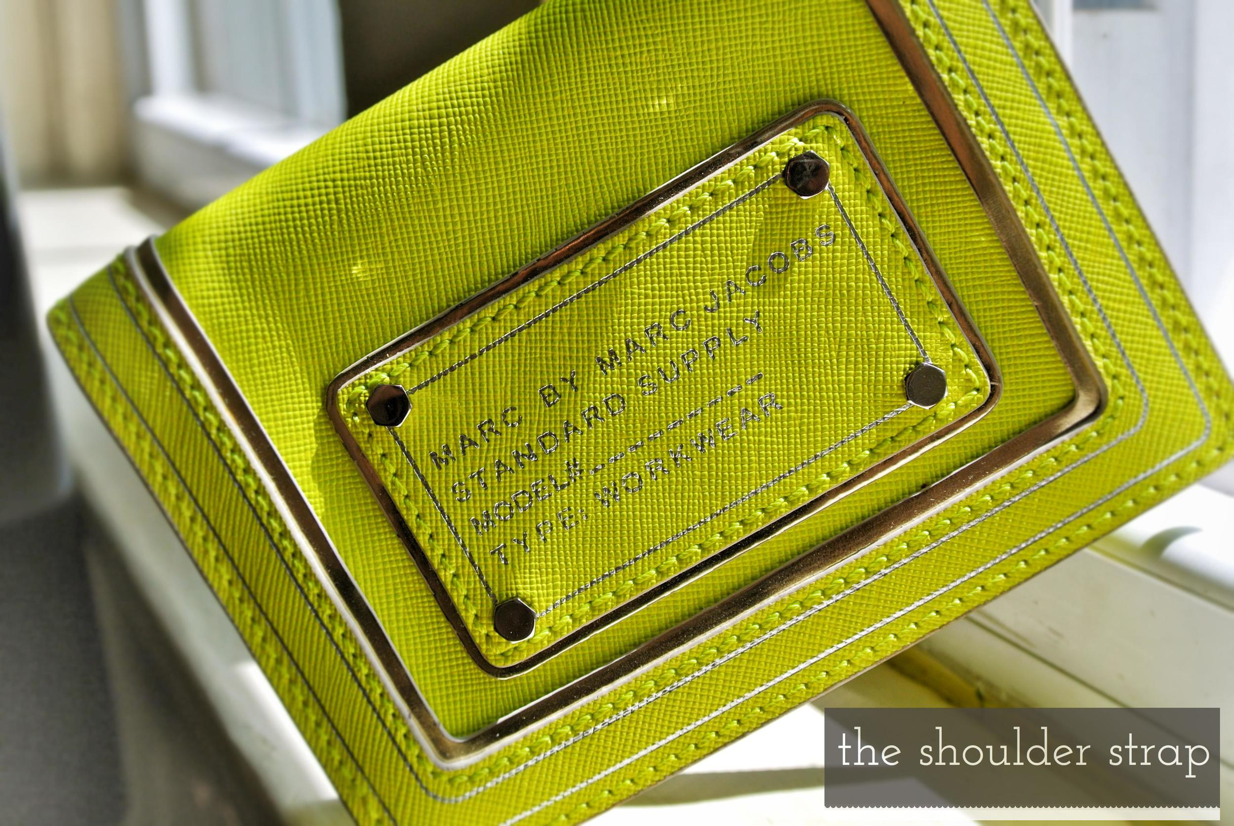 Marc by Marc Jacobs Passport Holder