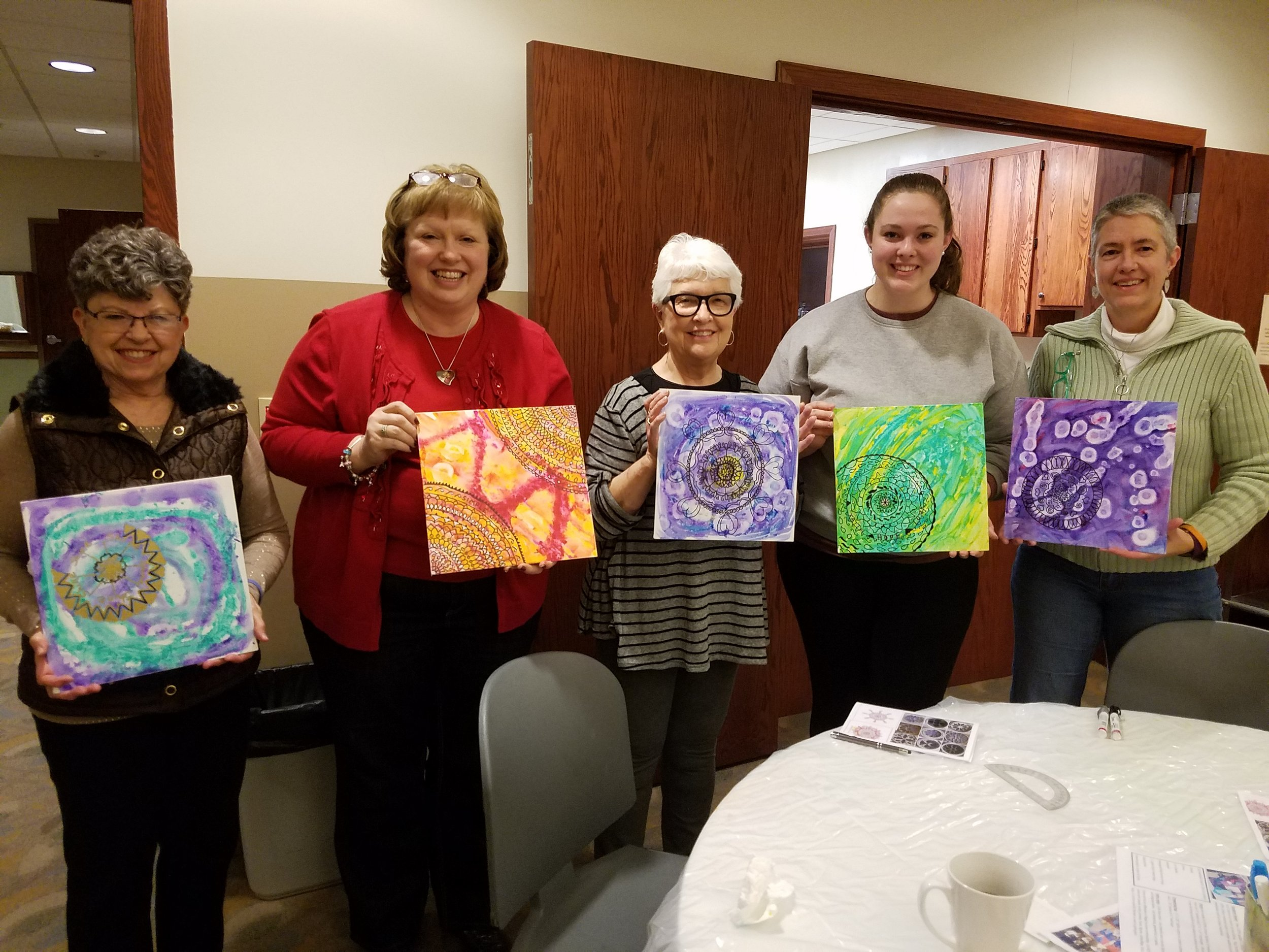 Painting Party February 13, 2017