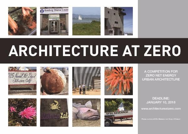 Image from Architecture at Zero 2017 /  www.architectureatzero.com
