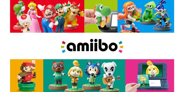 NINTENDO'S AMIIBO FIGURINES ROUTINELY SELL OUT, DESPITE THEIR RELATIVELY LOW IMPACT ON GAMES SUPPORTING THE FEATURE.   PHOTO CREDIT:  ©  Nintendo