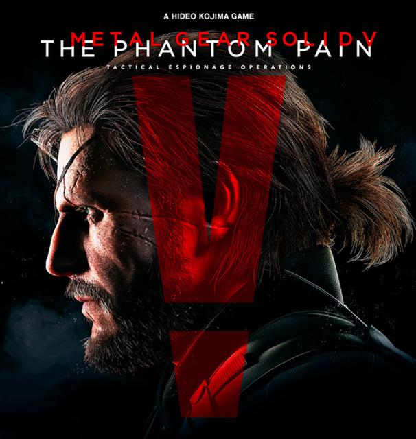 1. Metal Gear Solid V: The Phantom Pain