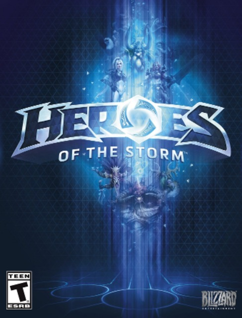 6. Heroes of the Storm