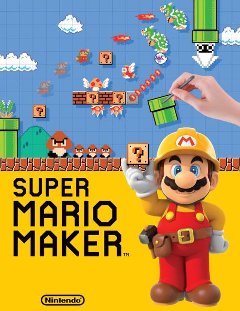 5. Super Mario Maker