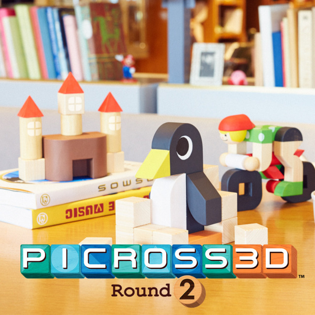 8. Picross 3D Round 2
