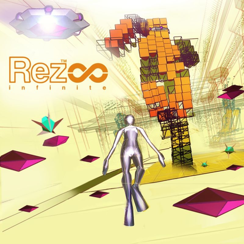 10. Rez Infinite
