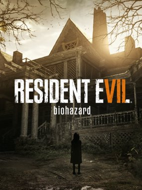 3. Resident Evil VII Biohazard