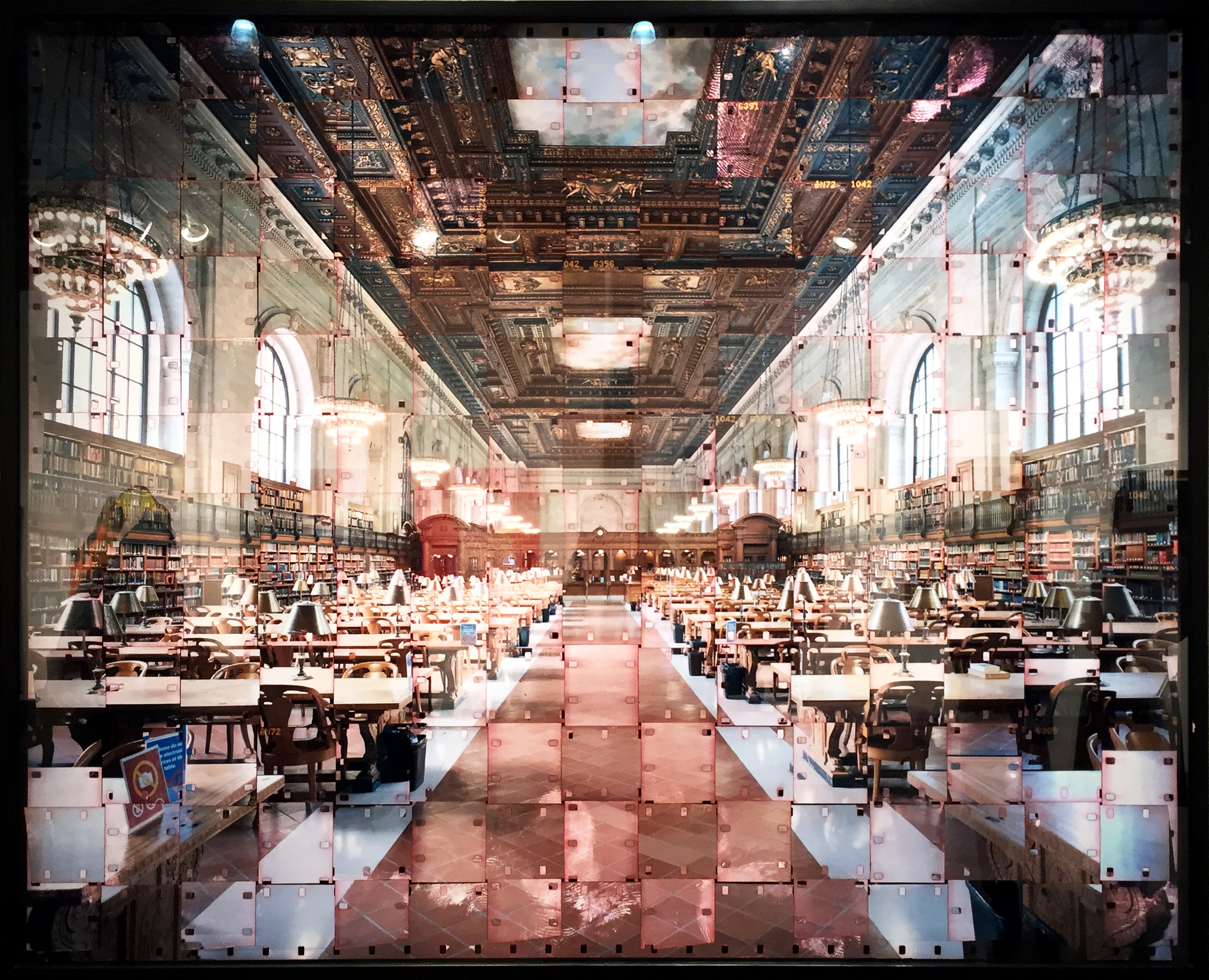 New York Public Library, 2014 | By Park Seung Hoon