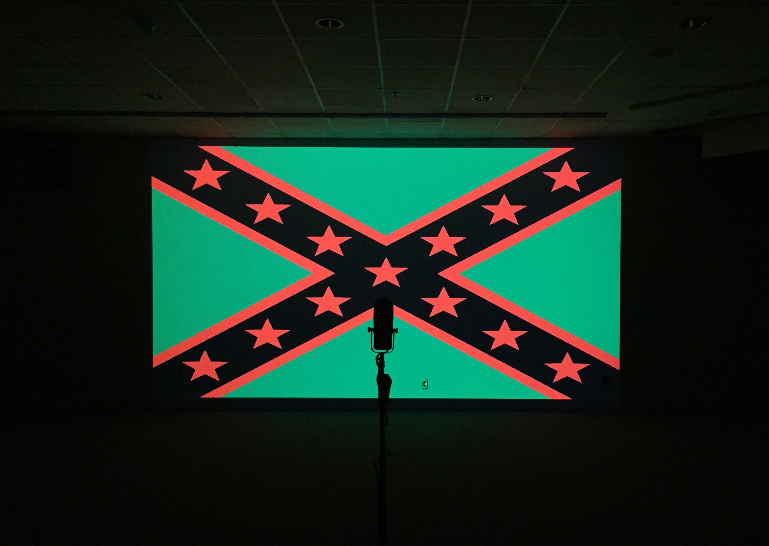 The Black Righteous Space by Hank Willis Thomas