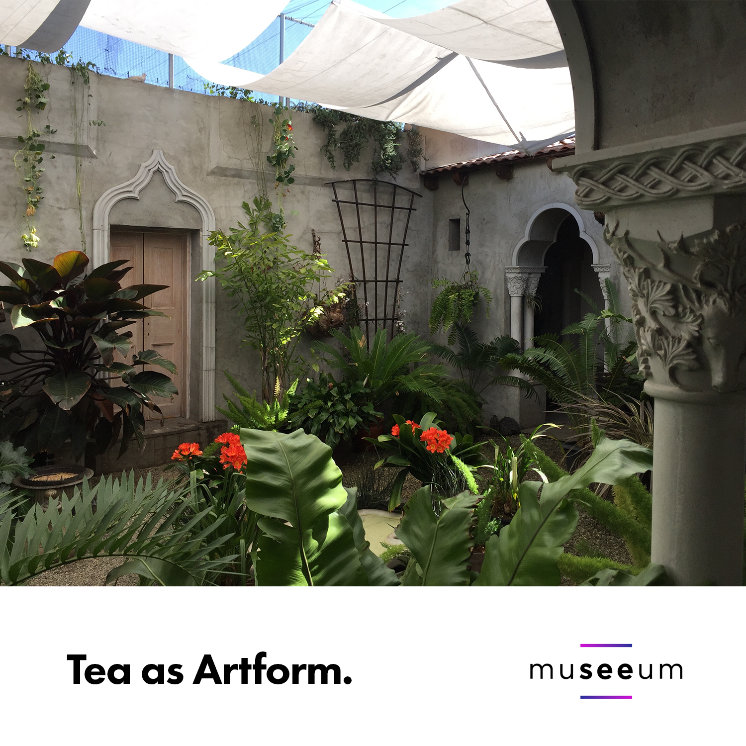 Tea as an Artform   Article Published by MuSEEum
