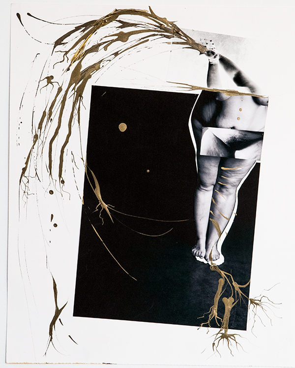 Untitled (The Piece Woman)  © Jessica DeMuro